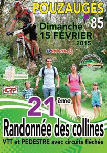 Rando du week end -Pouzauges