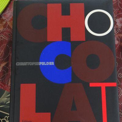 La marquise chocolat pistache de Christophe Felder