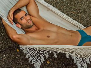 Juan Esteban for Intymen : Capri Collection
