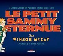 Le petit Sammy éternue de Winsor Mc Cay