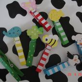 Le jeu des pinces à linge inspiré de la méthode Montessori - Le blog de fannyassmat, le quotidien d'une assistante maternelle en mille et une anecdotes