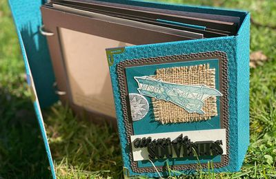 Kit album de souvenirs - Atelier virtuel
