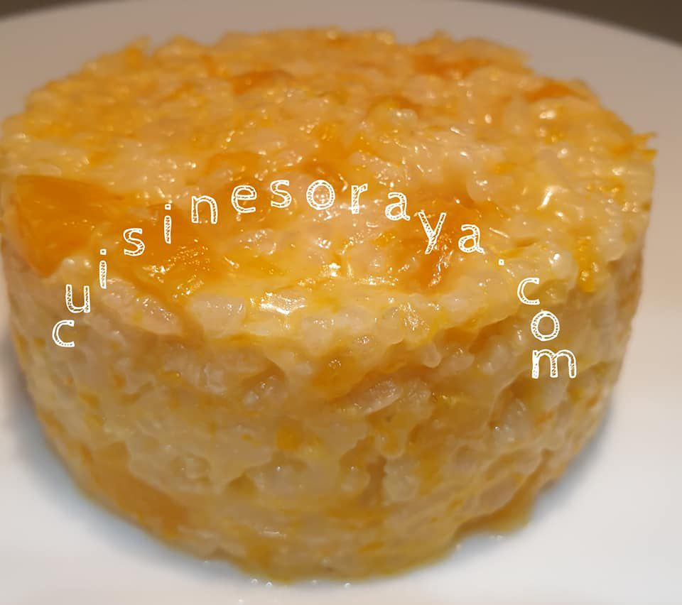 Risotto butternut
