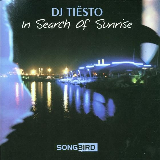 Tiësto compilation: In Search of Sunrise 1 mix, tracklist, album, track, sigle, remix, isos 1