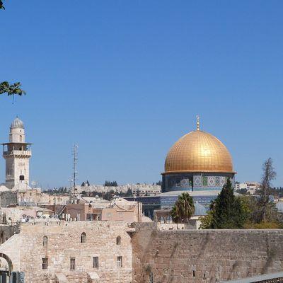 Récit d'un passage en Palestine