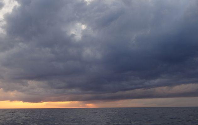 Cuba, en bateau, c'est moins rigolo