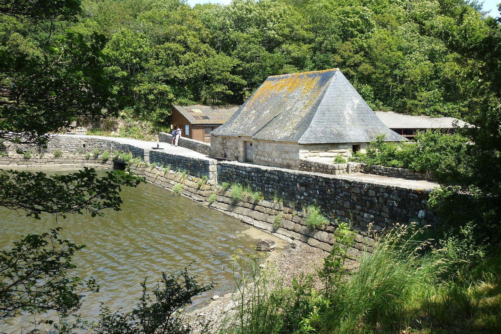 Moulin à marée du Henan