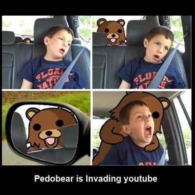 Photo de Pedobear !!