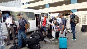 Les Fauves sont arrivés à Lagos !