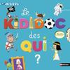 """Book Review: """"Le kididoc des qui ?"""" aux éditions Nathan"""