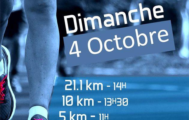 Semi marathon des Boucles du Val de Saône 2020