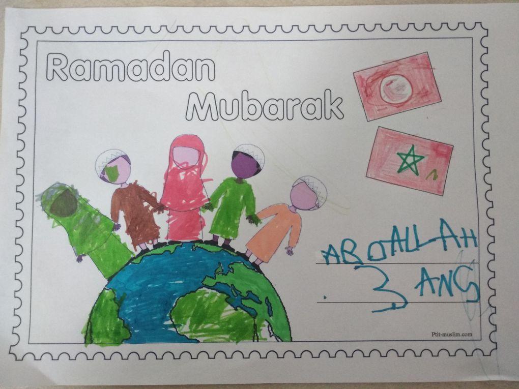 Projet Ramadan 1441