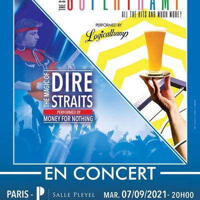Rock Legends rend hommage à Supertramp et Dire Straits - Tournée française