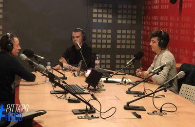 Éric Dussart revient sur son passage à TPMP dans Pittaro Hebdo «ce qu'il se passait dans la rue était étonnant»