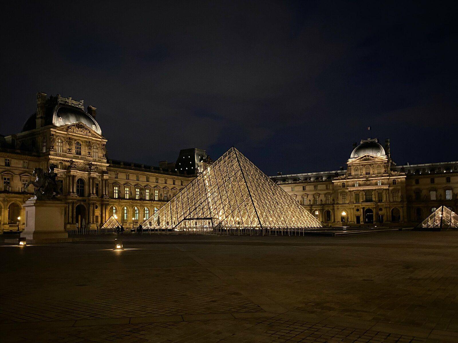 Classement INSTAGRAM des 20 plus grands musées au monde