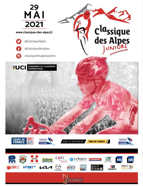 L'Entente Juniors Auvergne à la Classique des Alpes