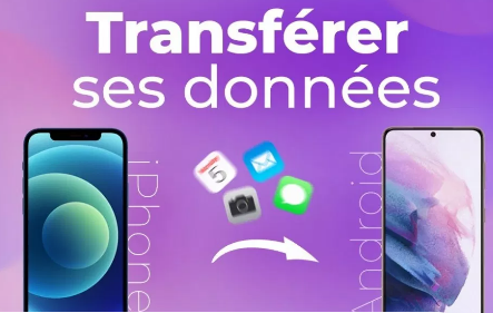 Comment transférer ses données iPhone vers un smartphone Android ?