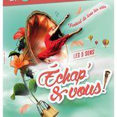 - PROGRAMME DU FESTIVAL ECHAP&VOUS à La Chapelle St Mesmin du 11 octobre au 15 novembre 2014 - VIVRE AUTREMENT VOS LOISIRS avec Clodelle