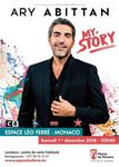 Monaco - Espace Léo Ferré: Ary Abittan – « My Story »