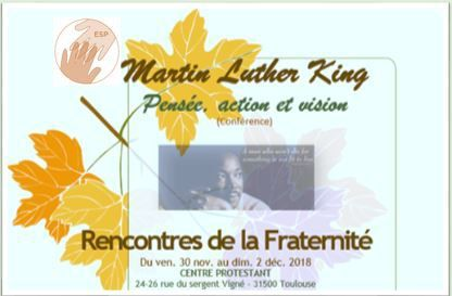 Martin Luther King: pensée, action et vision