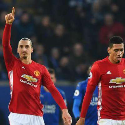 4DRecord || Ibrahimovic sets new Premier League record as the oldest player to score 15 goals