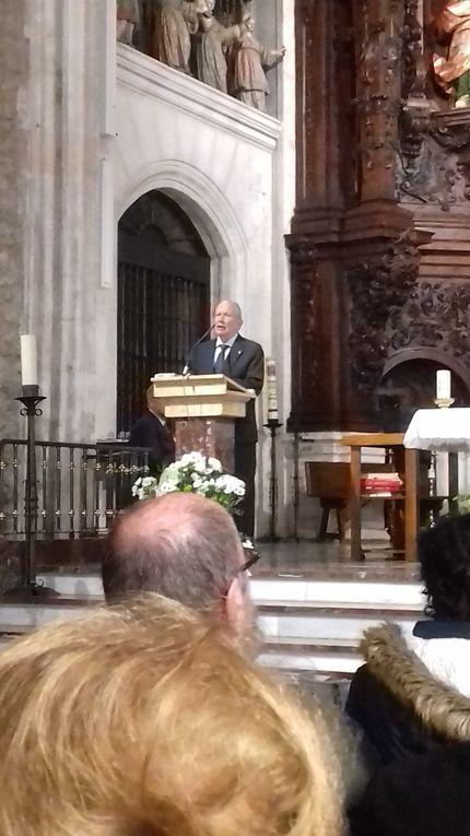 D. José Sagredo García, presidente de la Casa de Europa, pregonero de las Fiestas de San Lesmes