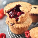 Mini pie aux fruits rouges