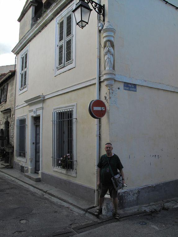 Merci à Jean Pajot, pour avoir représenté l'association aux rencontres photographiques d'Arles 2014