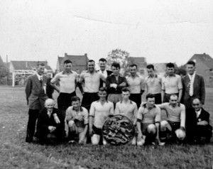 Le comte Dumonceau invite le RFC Bioul à Ottignies.