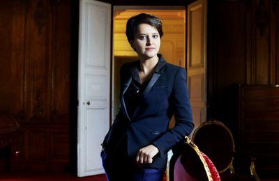 Najat Vallaud-Belkacem à Sciences Po, l'égalité des conditions pour un monde plus juste...
