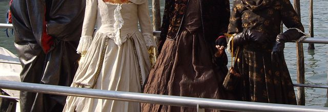 Ouverture du Carnaval de Venise 2010