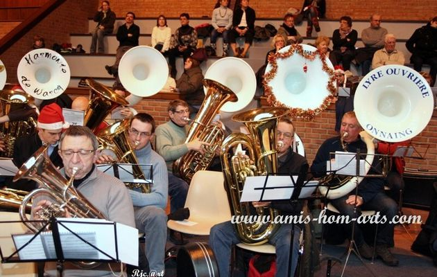 LES TUBAS DE NOEL...EN REPETITION...