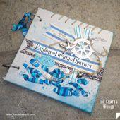 DIY Nautical Album Cover