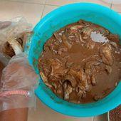 La saumure de poissons (Nam pla-la) - Noy et Gilbert en Thaïlande