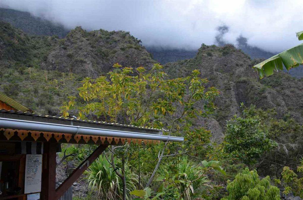 Rando Mafate (La Réunion)