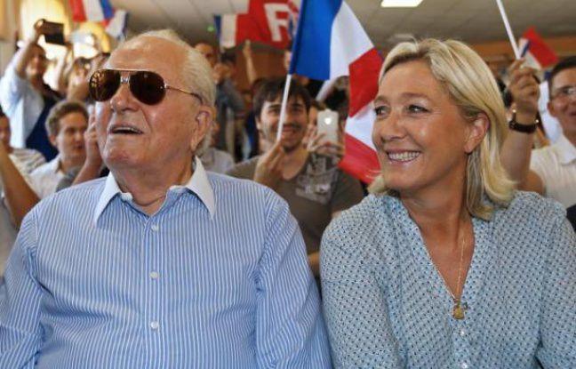 Le Pen: L'un des chiens de Jean-Marie a bouffé l'une des chattes de Marine, qui quitte la maison familiale