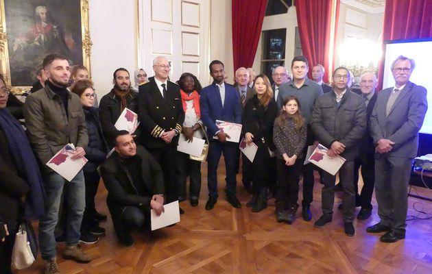 Bienvenue aux nouveaux citoyens français