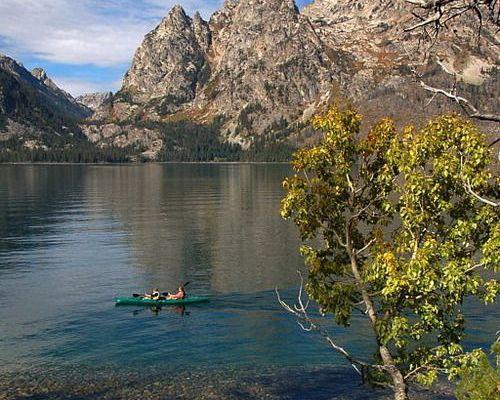 Jenny Lake in Grand