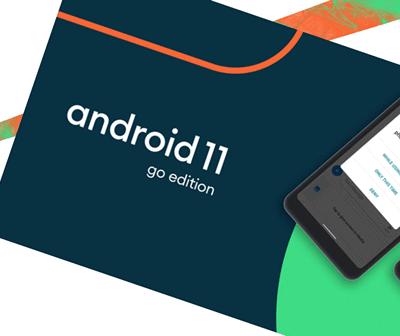 Android 11 (Go Edition), une expérience de lancement d'applications plus rapide