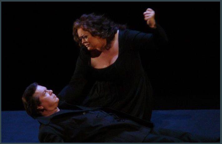 Robert Dean Smith (Tristan) & Violeta Urmana (Isolde)
