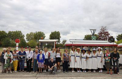 Castelnau-d'Estrétefonds. Journées du patrimoine avec masque