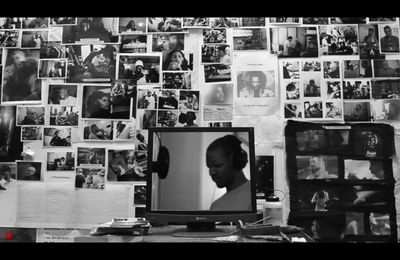 Everything Is Recorded ft. Giggs - Wet Looking Road