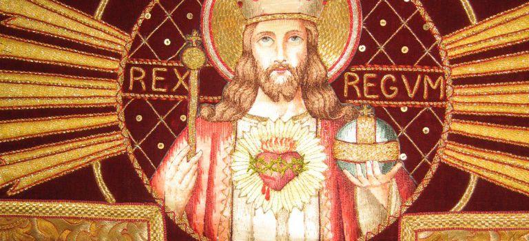 C'est cela vivre le Christ-Roi.