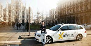 Mytaxi: l'app che fa concorrenza a Uber sbarca a Milano