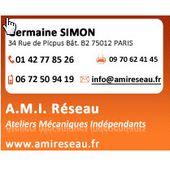 A.M.I Réseau / Tel 01.42.77.85.26