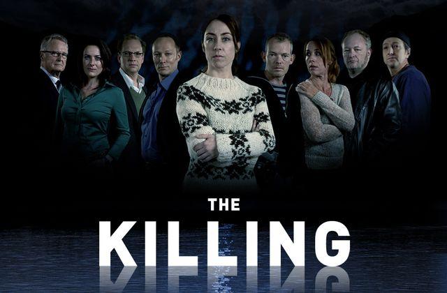 The Killing version originale, à découvrir en DVD...