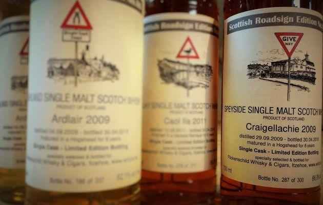 Craigellachie 2009 - Roadsign Edition
