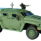 Hawkei Thales