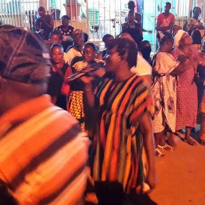 Tournéee nationale dans la nyanga: étape de tchibanga et mayumba