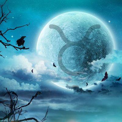 Astrologie intuitive : Pleine Lune Bleue en Taureau le samedi 31 octobre 2020
